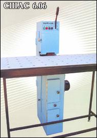 Ленточный станок для обработки кромки стекла